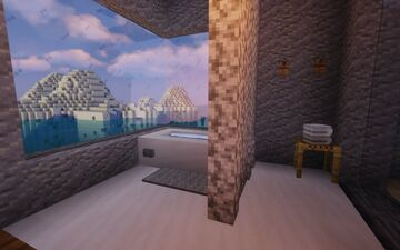 𝓟𝓪𝓷𝓮𝓷𝓴𝓪 𝓡𝓮𝓼𝓮𝓪𝓻𝓬𝓱 & 𝓡𝓮𝓱𝓪𝓫 𝓜𝓪𝓻𝓲𝓷𝓮 𝓒𝓮𝓷𝓽𝓻𝓮 Minecraft Map & Project