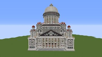 Court Minecraft Map & Project