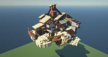 pl_upward (wip) Minecraft Map & Project