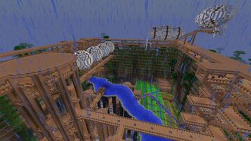 Quinta FREE BUILD Minecraft Map & Project
