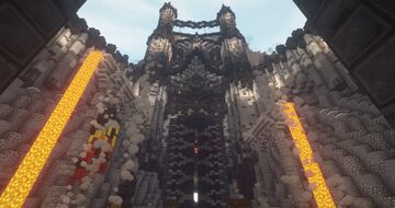 Ashling - Dwarven City - Fables and Fantasy Minecraft Map & Project