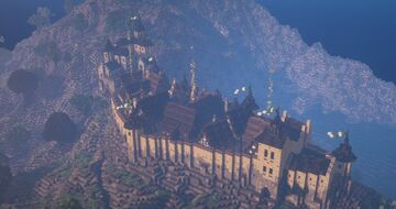 Paik (Medieval Minecraft City and Castle) Minecraft Map & Project