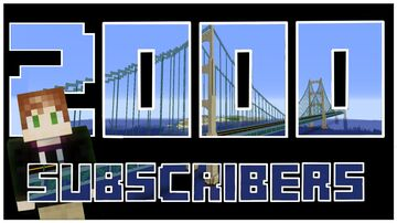Mackinac Bridge Minecraft Tutorial Minecraft Map & Project
