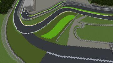 🇧🇷 Autódromo de Interlagos, Brazil (1.12) Minecraft Map & Project