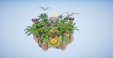 Temple Jungle lobby ► Moddragon Minecraft Map & Project