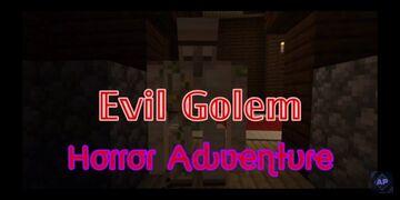 Evil Golem [Horror Adventure] Minecraft Map & Project
