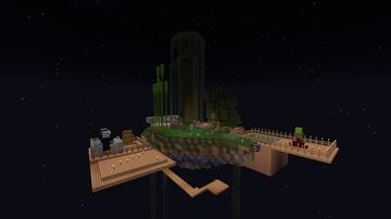 DayTrader Skyblock (The next frenzy of skyblock maps) Minecraft Map & Project