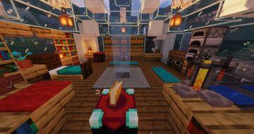 Underwater base - noob Minecraft Map & Project