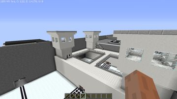 SCP SITE 69 Minecraft Map & Project