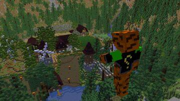 Hide & Seek Minecraft Map & Project