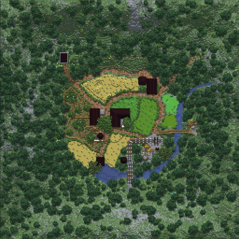 Map 2 Farm Map