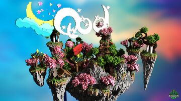 ⭐ EXCLUSIVE ⭐ LogoRubiks Lobby - AliensBuilds 🌸 Minecraft Map & Project