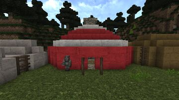 The king's tent Minecraft Map & Project