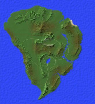Jurassic World Isla Nublar 2015 Remake Minecraft Map & Project