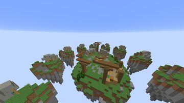 Minecraft hypixel skywars map [FREE DOWNLOAD] / schematic Minecraft Map & Project