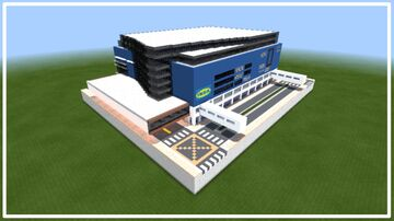 IKEA | Pasay City, Philippines Minecraft Map & Project