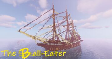 The Ball-Eater Minecraft Map & Project