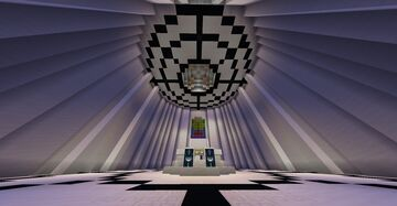 The oratory of the sheeps Minecraft Map & Project