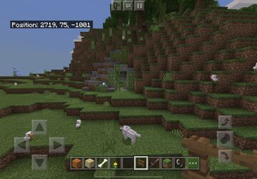 hidden cave Minecraft Map & Project