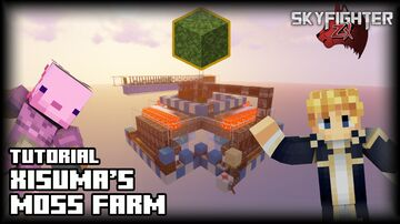 Moss Farm   Xisuma Void's Design Minecraft Map & Project