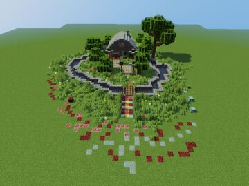 Midwest house Minecraft Map & Project