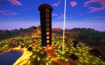 MikroPitza Official Hardcore world [Halloween Upd] Minecraft Map & Project