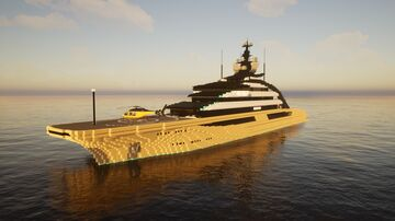 SuperYacht Nord by Mathys Minecraft Map & Project