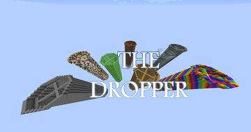 THE DROPPER Minecraft Map & Project