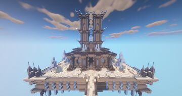 Tower of Eirwen Minecraft Map & Project