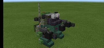 Hopkins Walker (Fictional) Minecraft Map & Project