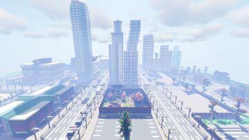 Kyoki High Minecraft Map & Project