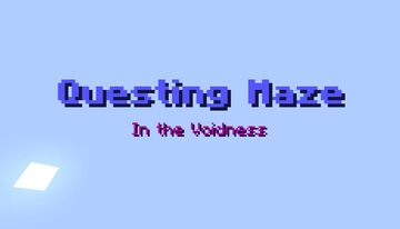 Questing Maze Minecraft Map & Project