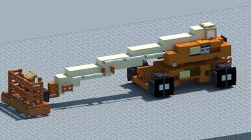 JLG 800S Telescopic Boom Lift [With Download] Minecraft Map & Project