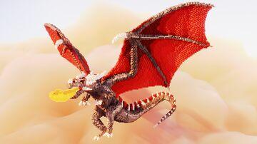 Fantasy Dragon Minecraft Map & Project