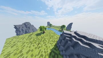 (1.16.5 And Above) 1v1 Map! Minecraft Map & Project