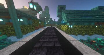 Melon's Warp and Spruce Set Minecraft Map & Project