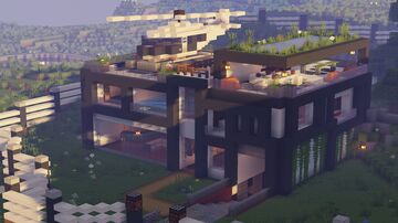 Doomsday Mansion - by ShadowMagic13 Minecraft Map & Project