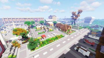 Pashuni Minecraft Map & Project