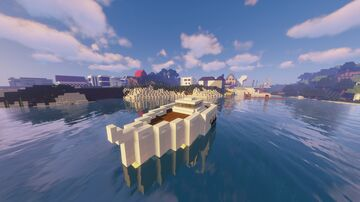 City M 1.17.1 Minecraft Map & Project