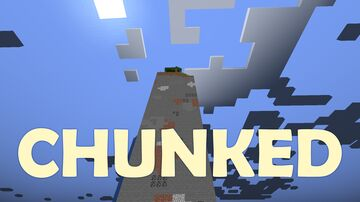 CHUNKED Minecraft Map & Project