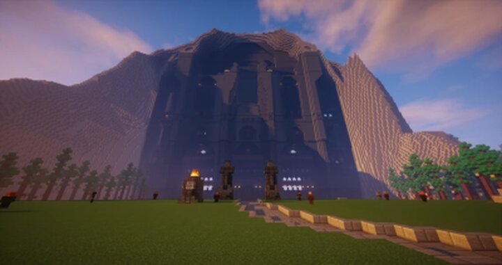 Front Gate With Shaders