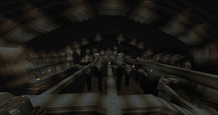 First Cavern. Your first sight after passing beneath the gates of Erebor.