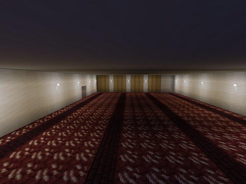 Marriot grand ballroom.