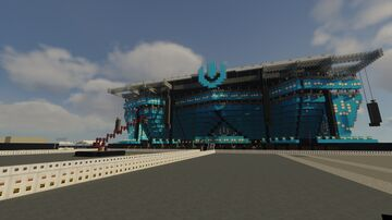 Ultra Music Festival 2019 | Concert Stage | Not Working Minecraft Map & Project