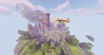 PokeLands Pixelmon FlyingElectric Gym - City - Town ( Completed Commission by Magma ) Minecraft Map & Project