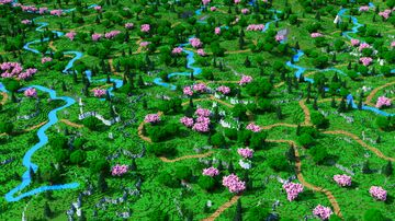Ameltia Island (based on AnimalCrossing) Minecraft Map & Project