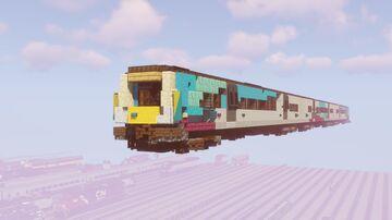 TransPennine Express Class 185 Desiro Minecraft Map & Project
