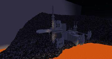 Star Wars: Mustafar Adventure Map Minecraft Map & Project