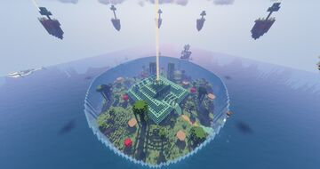 Ocean Monument Project Minecraft Map & Project