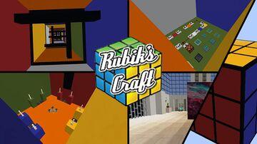 Rubik's Craft Minecraft Map & Project
